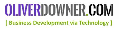 OliverDowner.com - CIO/CTO - Web Design and Development Logo
